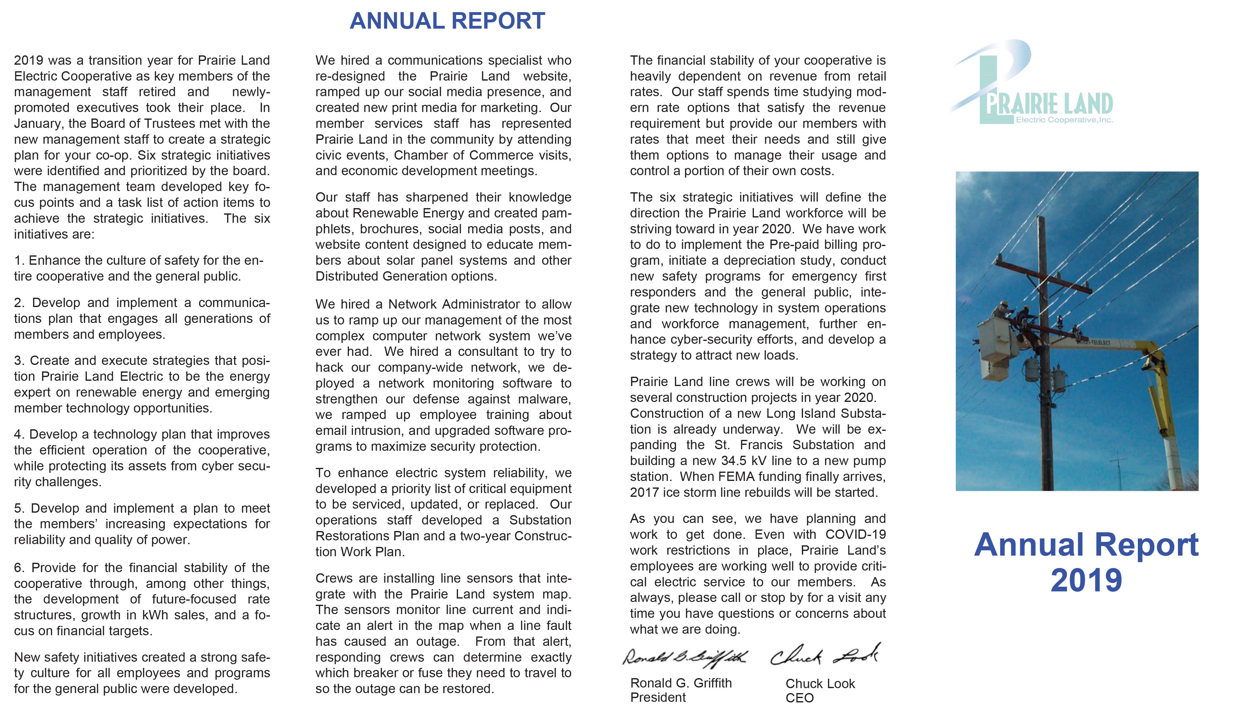 May Annual Report 1